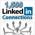 1500 LinkedIn Connections