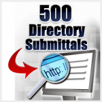 500 Directory Submittals
