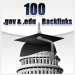 100 Backlinks - .GOV & .EDU