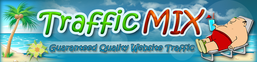 Buy Visitor Traffic and Referrals from TrafficMix.net